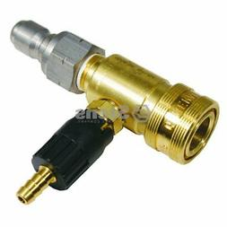 "Adjustable Chemical Injector Power Pressure Washers 3/8""  2."