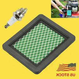 Air Filter + Spark Plug for Honda GC135 GCV135  GC160 GCV160