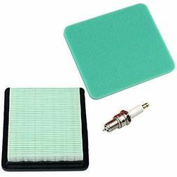 Air Filter Spark Plug For Honda GC135 GCV135 GC160 GCV160 Gc
