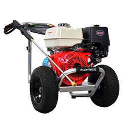 alh4240 aluminum 4.0 gpm gas pressure washer with honda gx39