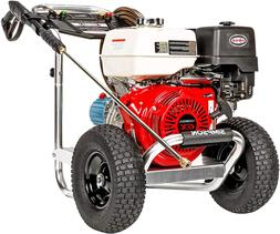 Simpson Cleaning Alh4240 Aluminum Gas Pressure Washer Powere