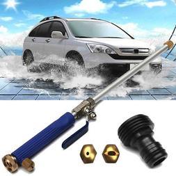 Aluminium High Pressure Power Washer Spray Nozzle Water Gun