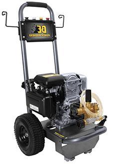B E Pressure B275HA Gas Powered Pressure Washer, GC160, 2700