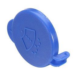 Idyandyans Blue Windscreen Washer Bottle Cap Compatible for