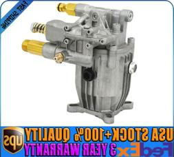 Brass Head Replacement PUMP for Gas Power 3000 PSI Pressure