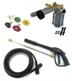 Power Pressure Washer Pump & Spray Kit with Hose for Generac