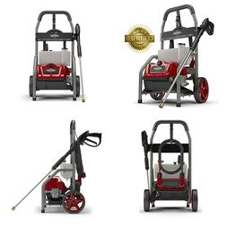 briggs stratton electric pressure washer cleaner 1800