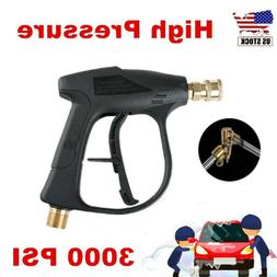Car Wash Gun High Pressure Yard Powerful 3000 PSI for Auto C