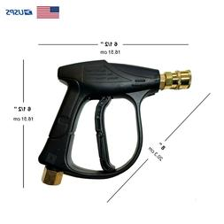Car Washer Gun 4350 PSI Max High Pressure Washer Tool for Pr