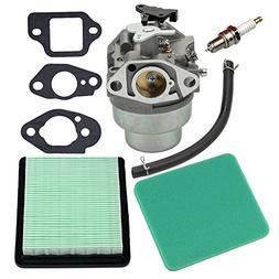 Panari Carburetor + Gasket + Air Filter Spark Plug for Honda