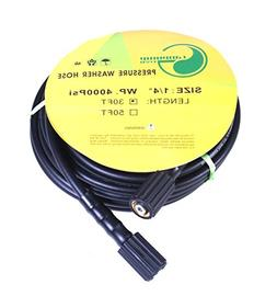 Categories Pressure Washer Hose 1/4 Inches 30 Feet M22 4000