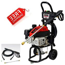SIMPSON Cleaning Machine Gas Powered 2400 PSI Pressure Washe