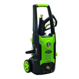 Cold Water Electric Pressure Washer 1600PSI 1.2GPM Power Lon