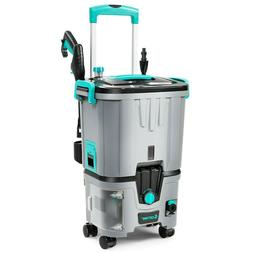 Electric Pressure Washer Cordless High Power Cold Water Clea