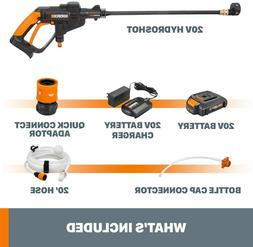 Cordless Power Cleaner Portable 5X Water Pressure Washer 20V