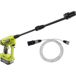 Cordless Power Cleaner Portable Water Resistant Battery Encl