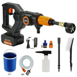 Cordless Pressure Washer Portable Power Cleaner 320 psi / 3.