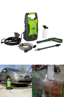 Cordless Pressure Washer Power Cleaner Hydroshot Water Gun 1
