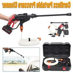 Caveen Cordless Water Gun Portable Power Cleaner with Power