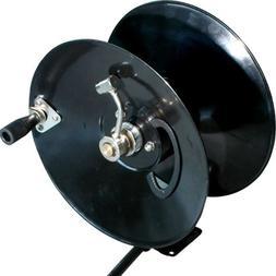 "General Pump DHR50150D 3/8"" x 150' Steel Hose Reel with Swiv"