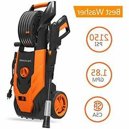 Electric Categories Power Washer, 2150 PSI 1.85 GPM High Pre