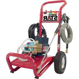 NorthStar Electric Cold Water Pressure Washer - 3,000 PSI, 2