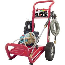 NorthStar Electric Cold Water Pressure Washer - 2000 PSI, 1.