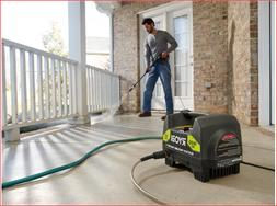 Ryobi Electric Portable Pressure Power Washer 1600 psi 1.2 g