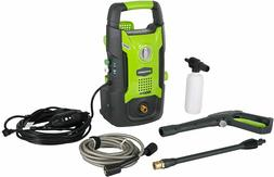 Electric Power Pressure Washer 1600 PSI 13 Amp 1.2 GPM with