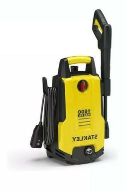 Stanley Electric Power Pressure Washer 1600 PSI Portable Sur