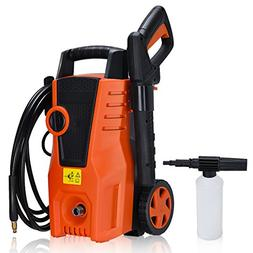 electric pressure washer 1 6gpm