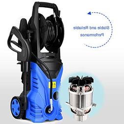 Goplus Electric High Pressure Washer 2030PSI 1.6GPM 1800W Po