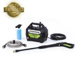 Electric Pressure Washer 1700 PSI 1.2-GPM Pump Cold Water GP