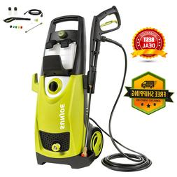 Sun Joe Electric Pressure Washer 2030 PSI 1.76 GPM 14.5-Amp