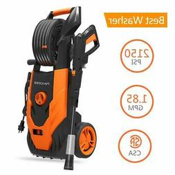 PAXCESS Electric Pressure Washer 2150 PSI 1.85 GPM Electric