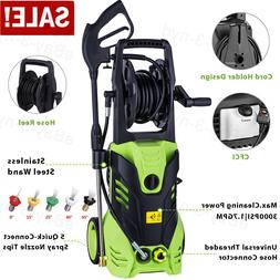 Homdox Power Washer 3000 PSI Electric Pressure Washer 1.80 G