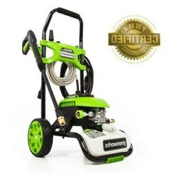 Electric Pressure Washer Powerful Cleaning Cold Water Deck H
