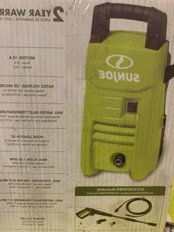 Electric Pressure Washer Powerful Lightweight Small Portable