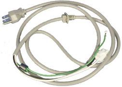LG Electronics EAD40521449 Washing Machine Power Cord Assemb