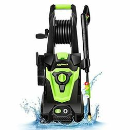 PowRyte Elite Electric Pressure Washer, Power Washer, 4 Diff