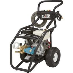 NorthStar Gas Cold Water Pressure Washer - 4000 PSI, 3.5 GPM