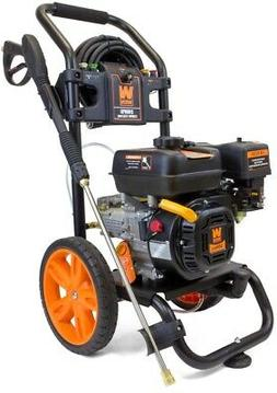 WEN Gas-Powered 3100 psi 208 cc 2.5 GPM Pressure Washer CARB