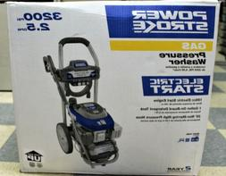 PowerStroke Gas Pressure Washer 3200 PSI 2.5 GPM 196cc PS805