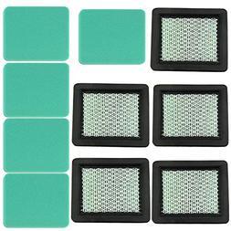 5Pack GCV160 Air Filter Pre Cleaner 17211-zl8-023 for Honda