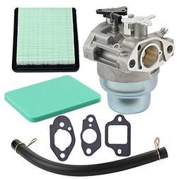 Harbot GCV160 Carburetor with Air Pre Filter Gasket for Hond