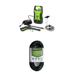 GreenWorks GPW1501 13 amp 1500 PSI 1.2 GPM Electric Pressure
