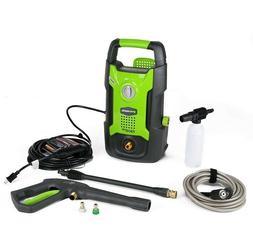 Greenworks GPW1501 1500 PSI 13 Amp 1.2 GPM Pressure Washer,