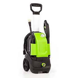 Greenworks GPW1703 1700 PSI 1.2 GPM Vertical Pressure Washer
