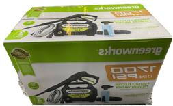 Greenworks GPW1704 1700-PSI 1.2-GPM Cold Water Electric Pres