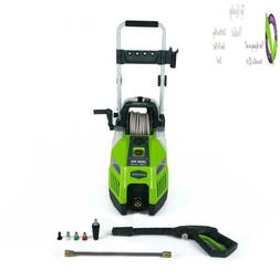 Greenworks Gpw2001 2000 Psi Horz Prs Washer
